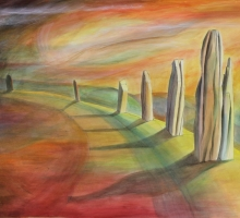 Sorrell-Julia-The Ring of Brodgar,  Orkney (2017).jpg