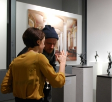 Collector's Tour at Mall Galleries