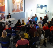 Mall Galleries Panel Discussion