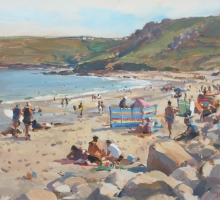 Pilgrim-David-Towards Gwynver, Sennen Cove.jpg