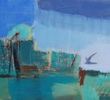 Dafilia Scott SWLA, Swifts over the Fen