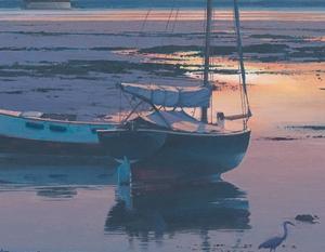 Martin Swan RSMA Early Morning detail