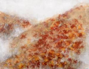Taeko Tani, Autumn Coloured (detail)