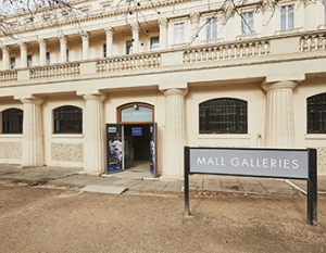 Mall Galleries Art Services