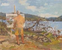 Jackson-Mary-Tom-Painting-towards-Port-Cygnet.jpg