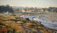 Barker-Peter-Autumn Sunlight, Brancaster Staithe.jpg