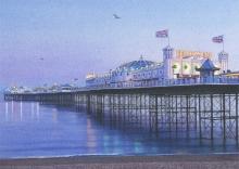 Heath-Margaret-Brighton Pier at Dusk.jpg