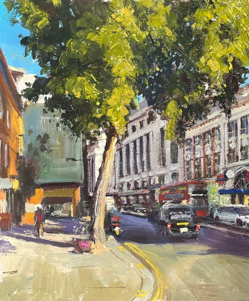 Alade-Adebanji-Summer-Light,-Kensington-High-Street-2.jpg