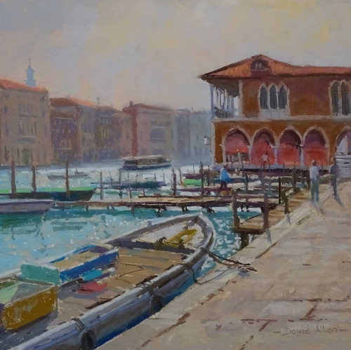Allen-David-Grand-Canal-Morning-Light-pastel-10-in-x-10-in-.jpg