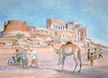 Fortress at Bait al Fakih.jpg