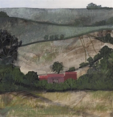 Lansley-Andrew-Red Tin Barn, Radford.jpg