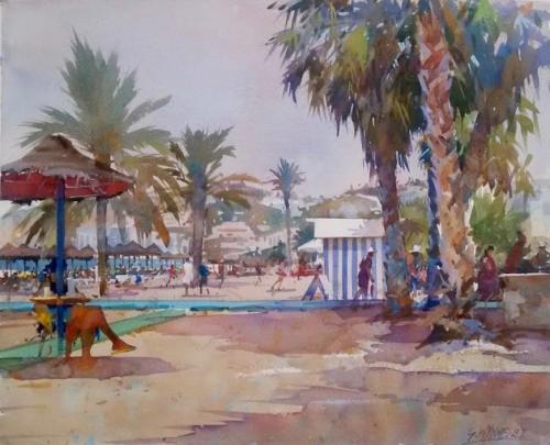 Wynne-Geoffrey-Beaches of Andalusia.jpg