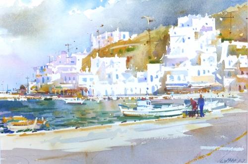 Wynne-Geoffrey-Greek Sketches, Andros.jpg