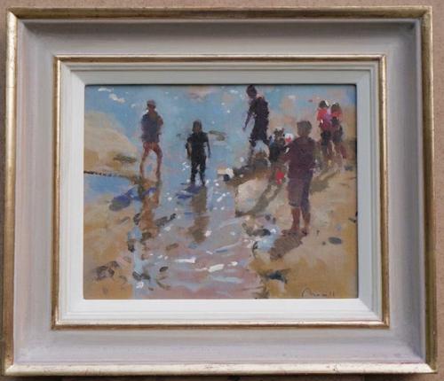 Mowll-Benjamin-King-Canute-Reflecting,-North-Sands,-Salcombe.jpg