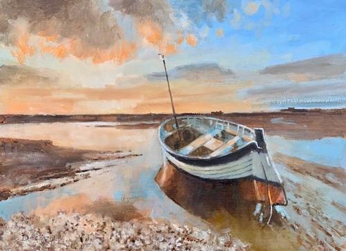 Beckett-Fred-Low-Tide-Sunset-Morston.jpg