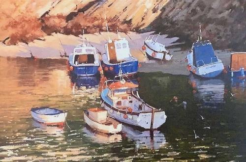 Beckett-Fred-Morning-Sun-Newquay.jpg