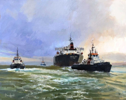 Beckett-Fred-Ocean-Lady-escorted-to-Thames-estuary-.jpg