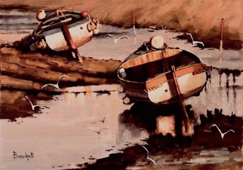 Beckett-Fred-Small-boats-at-rest-Morston.jpg