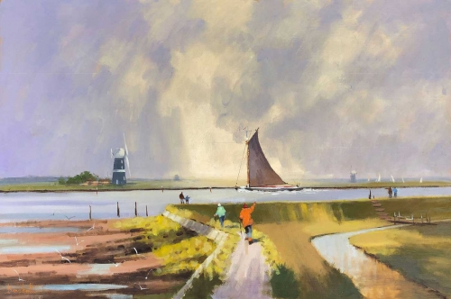 Beckett-Fred-The-Wherry-Albion-crossing-Breydon-water-.jpg