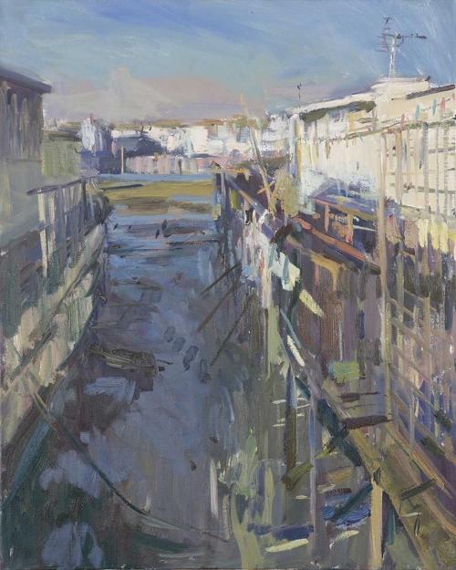 Benjamin-Tom-Gap-between-Two-Houseboats-Shoreham.jpg