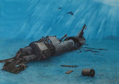 Borello-Wendy-The-Italian-Submarine-Scire-Sunk-On-10th-Aug-1942-In-Haifa-Bay-By-H.M.S.-Islay.jpg