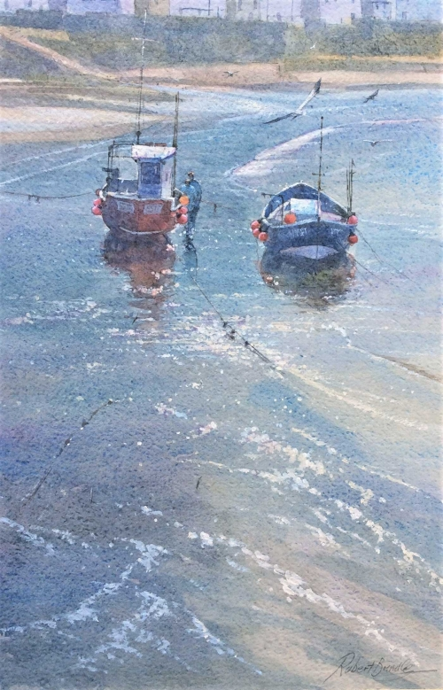 Brindley-Robert-Silver-Light--Staithes
