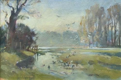 Chamberlain-Trevor-Spring-Scavenging-Birds-Waterford-Marsh.jpg