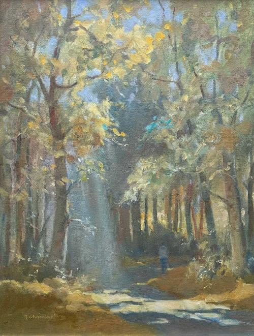 Chamberlain-Trevor-Woodland-Path-Early-Summer.jpg