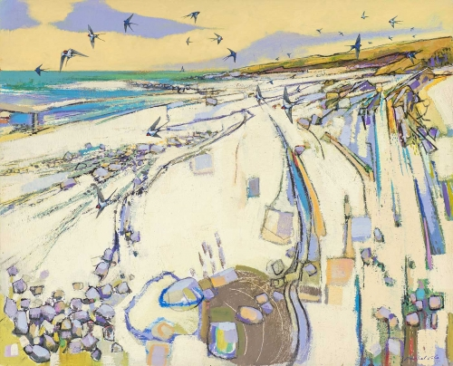 Cole-Daniel-Swallows-over-Towan-beachOil-on-board60-x-75-cm.jpg