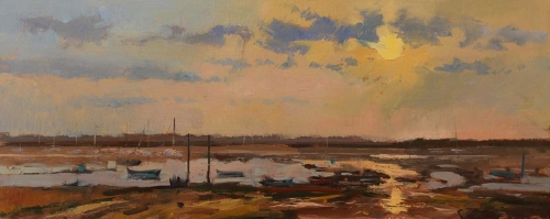 Connelly-Roy-Sunset-Over-Mersea-Fleet.jpg