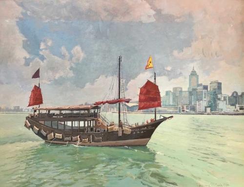 Cook-Richard-Hong-Kong-Harbour-Junk.jpg