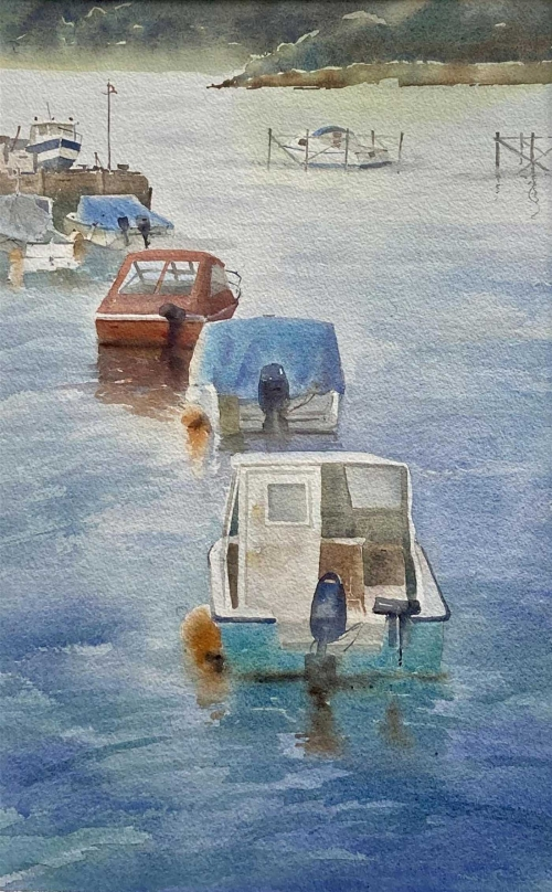 Cronin-Peter-Boats-In-A-Line.jpg