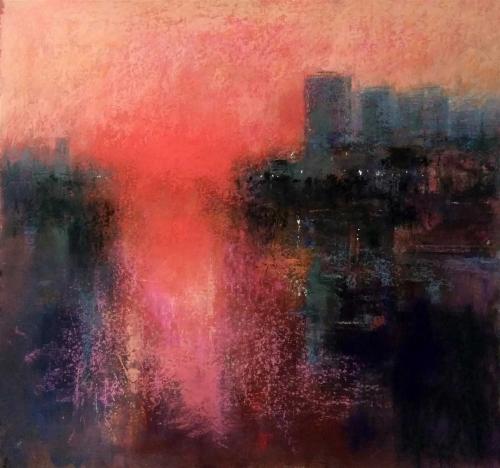 Dangerfield-Ann-Detroit-River-At-Sunset.jpg