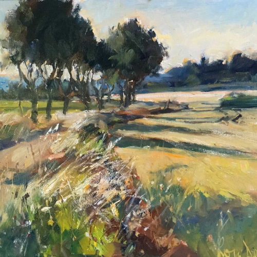 Dellar-Roger-Lane-through-the-Fields-Dedham.jpg
