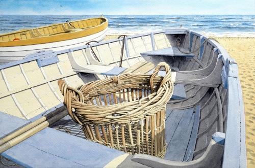 Dibben-Andrew-Two-Skiffs-on-Yarmouth-Beach.jpg