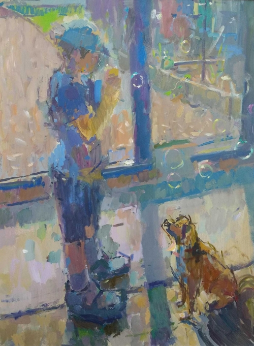 Farmer-Andrew-Jacob-and-Willow-in-the-studio-Oils-on-panel-.jpg