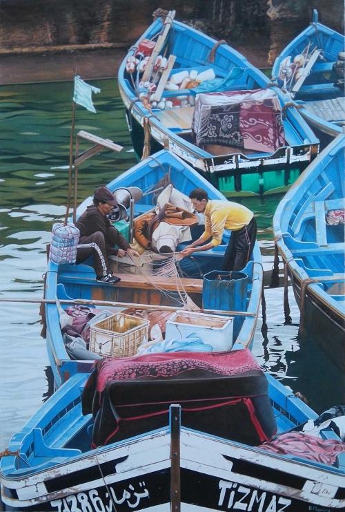 Fleming-Brian-Two-Fishermen-mending-Nets-Essaouira-Morocco.jpg