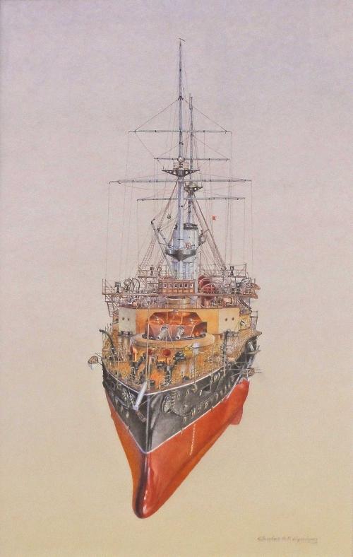 Gardner-Charles-HMS-Vengeance-1899.jpg