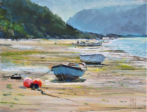 Glass-Margaret-The-Beach-Salcombe.jpg
