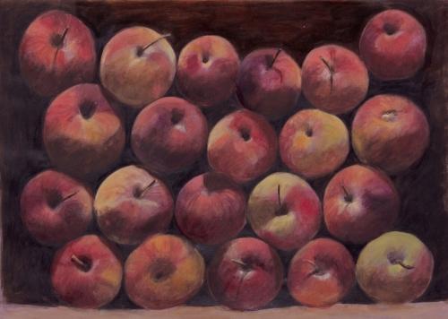 Gould-David-study-of-twenty-one-apples.jpeg