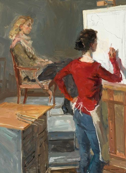 Gridnev-Valeriy-Artist-And-Model.jpg