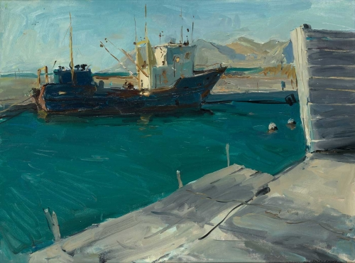 Gridnev-Valeriy-Ship-At-The-Pier.jpg