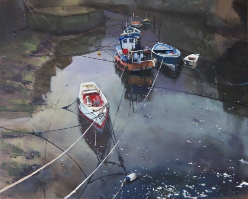 Grove-Nicholas-Boats-and-Ropes-Staithes.jpg