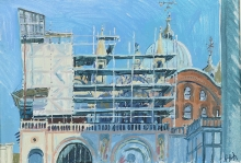 Hall-Alice Scaffolding St Marco Venice.jpg