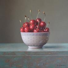 McKie - Lucy - Still Life with Summer Cherries.jpg