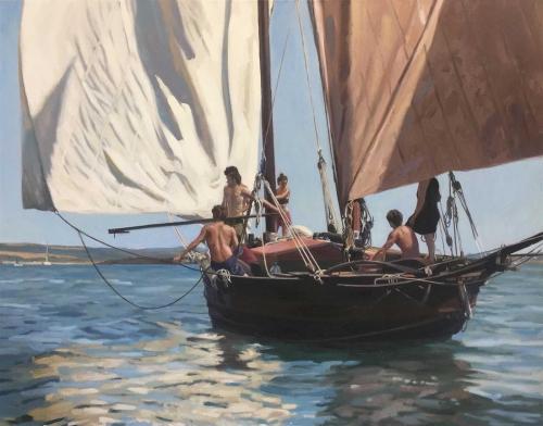Hall-Tim-Sails-&-Light-Rose-Of-Argyll-Mousehole.jpg