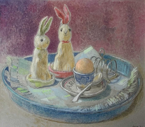 Halliday-Charlotte-Breakfast-with-Maltese-Friends.jpg