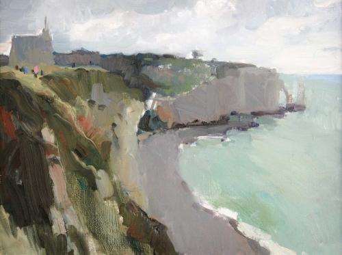 Hawkins-Julia-Cliffs-and-Waters-Chapelle-Notre-Dame-de-la-Garde-in-Etretat.jpg