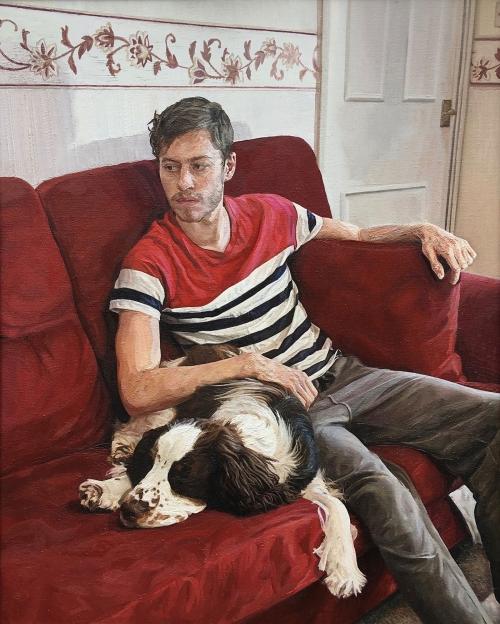 Hunt-Owain-The-Painter's-Dog-Resting.jpg