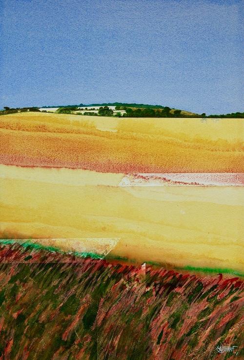 Hunt-Tony-Sunlit-Field-before-Beacon-Hill.jpg